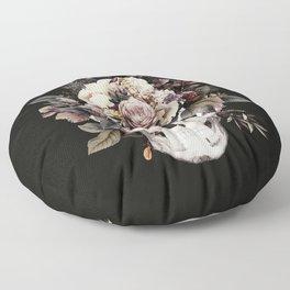 Sugar Skull (Winter) Floor Pillow