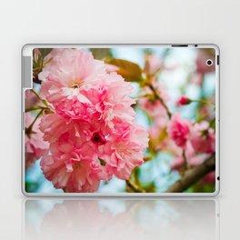 Pink Blooms (1) Laptop & iPad Skin