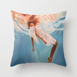 Ascend Throw Pillow