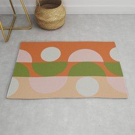 Geometric Shapes #fallwinter #colortrend #decor Rug