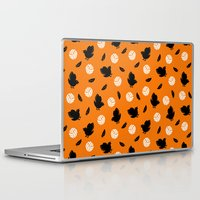 haikyuu Laptop & iPad Skins featuring Volley Crows! by paraply