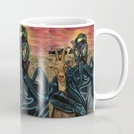 Frogman & Goatboy Coffee Mug