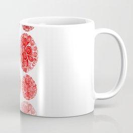 Poppy Filigrane Coffee Mug