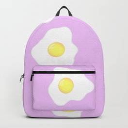 Pink eggs Backpack