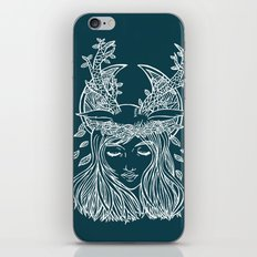 The Forest Princess iPhone & iPod Skin