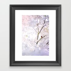 Water-colour Spring #2 Framed Art Print