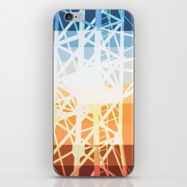 Transmission Lines iPhone Skin