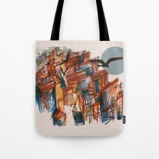 The City pt. 2 Tote Bag