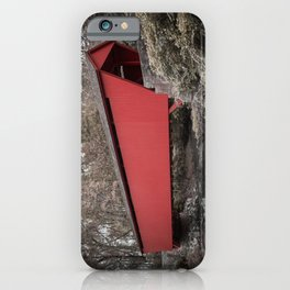 Walls of Jericho Bridge Muted iPhone Case