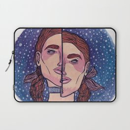 Ginger Space Laptop Sleeve