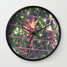 Mysore Clock Vine Wall Clock