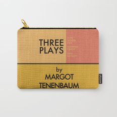 Three Plays By Margot Tenenbaum Carry-All Pouch