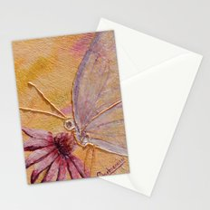 Little mirror butterfly | Petit Miroir papillon Stationery Cards