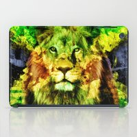 rasta iPad Cases featuring Rasta  by gypsykissphotography