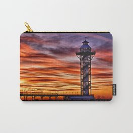 Bicenntenial Tower at Sunset Carry-All Pouch