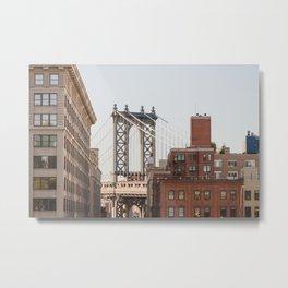 Dumbo Brooklyn Metal Print