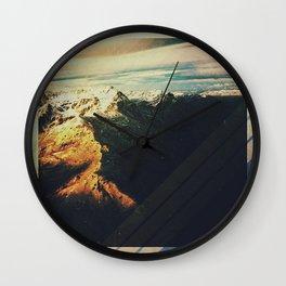 Fractions C05 Wall Clock