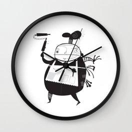 The Baker Wall Clock