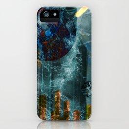 Gravity Glass iPhone Case