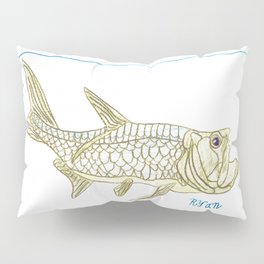 Key West Tarpon II Pillow Sham