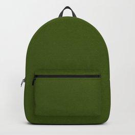 Green boho design Backpack