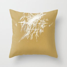 crossing 7 Throw Pillow