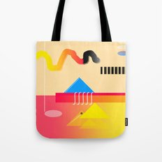 Because it Feels Good Tote Bag