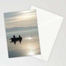 sunset years Stationery Cards