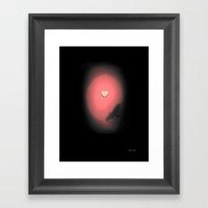 Valentine Heart 3 Framed Art Print