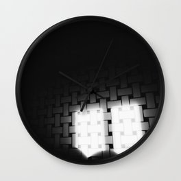 Keep You Close Wall Clock