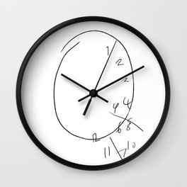 Will Graham - The Clock Wall Clock