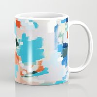 cape cod Mugs featuring Cape Cod by kristinesarleyart
