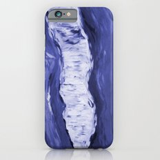 Paint 6 abstract water ocean arctic iceberg nature ocean sea abstract art drip waterfall minimal  Slim Case iPhone 6s