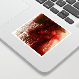 Massacre Sticker