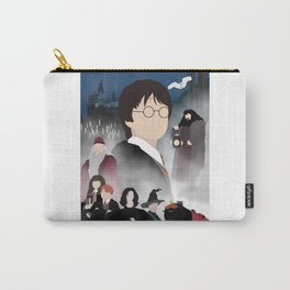 Philosopher's Stone Carry-All Pouch