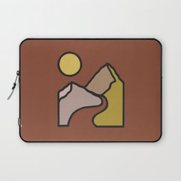 Simple Landscape Laptop Sleeve