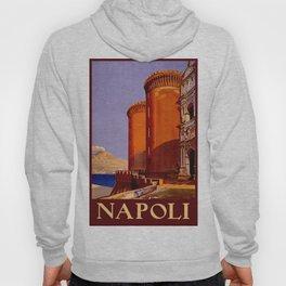 Napoli - Naples Italy Vintage Travel Hoody