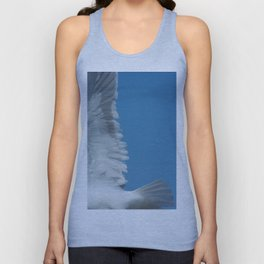 Seagull wing Unisex Tank Top