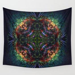 Crustacean Wall Tapestry