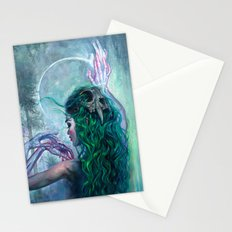 Shaman Bones Stationery Cards