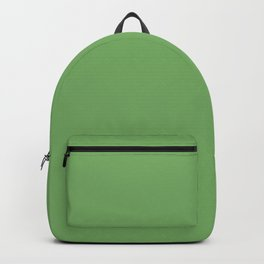 Heart of the Garden ~ New Green Backpack