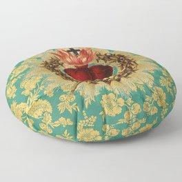 Sacred Heart LOVE Floor Pillow