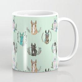 Horse Portraits Coffee Mug