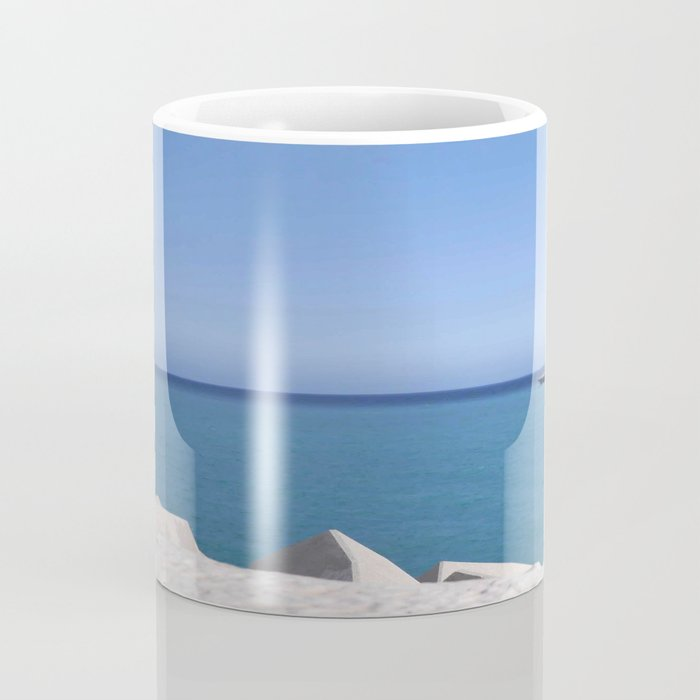 Wave Breaker Coffee Mug