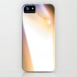 Let Your Flame Show iPhone Case