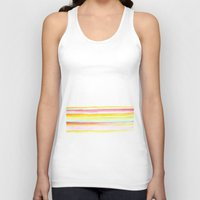 popsicle Tank Tops featuring popsicle by Kim Codner Designs