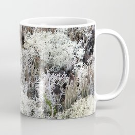 Arctic lichen Coffee Mug