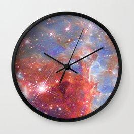 Star Factory Wall Clock
