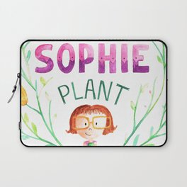 All about sophie Laptop Sleeve
