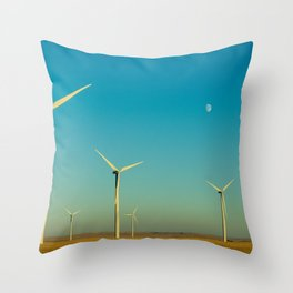 Alternative Throw Pillow